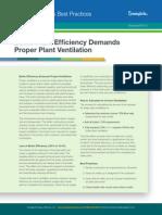 Boiler Plant Efficiency Demands