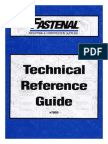 Fastening Technical Reference Guide