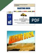Blasting Rock Chapter13