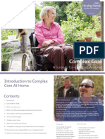 Complex Care - A Guide to Complex Care at Home