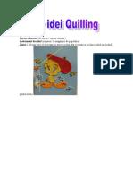 Super Idei Quilling