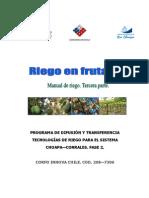 Manual 3 Parte Programa de Difusion y Transferencia Tecnologias de Riego Para El Sistema Choapa Corrales Fase