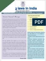 Indian Drug Laws