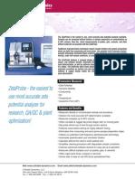 ZetaProbe Data Sheet