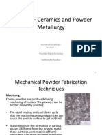 MM 357 - Lecture 2 - Powder Manufacturing - For Class 3