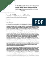 El Informe Ubik