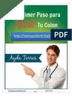 No Mas Colon Irritable PDF