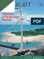 Wind Blatt - Advances in Tha Brazilian Market