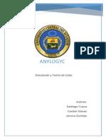 Informe simulacion Anylogic