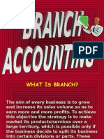 Branch Accounts