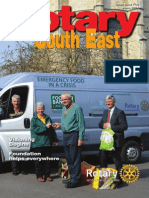 Rotary South East Magazine - Issue 65 June 2014