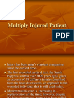 Multiply Injuried Patient