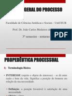 Slide Teoria Geral Do Processo