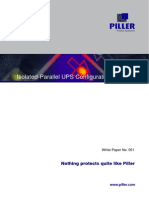 Design & Analysis of ANFIS Controller for Three Phase UPS