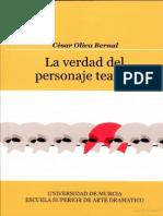 20 - La Verdad Del Personaje Teatral