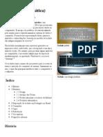 Teclado (Informática) – Wikipédia, A Enciclopédia Livre