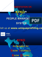 KYKO Management By Needs