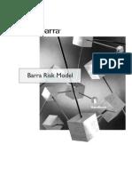 Barra Risk Model Handbook-libre
