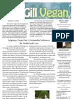 The McGill Vegan, Issue 2, Winter 2009
