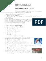 CURS Tehnologia Protezelor Fixe, Partiale Si Totale