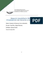 Girardi, Agustina - Negocio Inmobiliario IRSA. Privatización Del Derecho a La Ciudad.