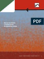 Manual_Diseño y Construccion de Pequeñas Presas