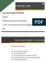 Aula06 Instrumentacao e Controle
