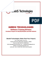IEEE 2014-15 Projects Download