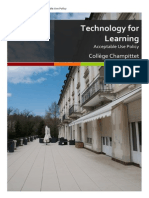 Collège Champittet AUP (Eng)
