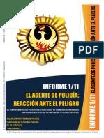 El Agente de Policia - Reaccion Ante El Peligro