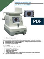 RF800 User Manual (Ro)