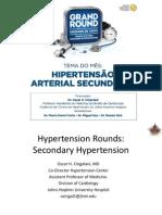 Hipertensão Arterial Secundária