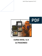 105822227 Curso de Ultrasonido Nivel I y II