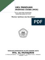 Buku Panduan Mos 2014