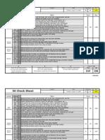 5S Check Sheet