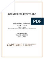 locate real estate llc - proposal 1