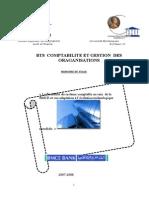 -Rapport-La Flexibilité Du Système Comptable Au Sein de La BMCE Et Son Adaptation à l'Évolution Technologique Mondiale