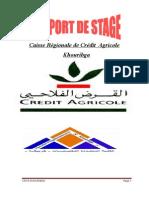 Rapport de Stage Du CAM
