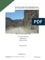 Informe Final Carretera Titaco Candarave