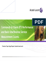 Commands to Check Performance