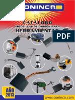 CATÁLOGO CARBONES PARA HERRAMIENTAS / CONINCA.pdf