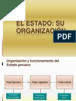 Teoría - El Estado peruano (Su organización)