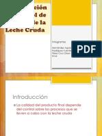 Doble Titulacion de La Leche