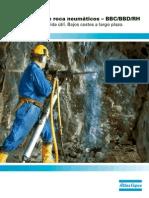 Perforadores de Roca Neumaticos