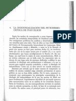 La Industrialización Del Fetichismo. Vicente Navarro