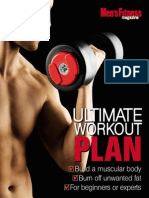 Mens Fitness Ultimate Work Out Plan