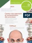 ArchiveYourDocs - Editeur et Intégrateur de solutions de dématérialisation et d'automatisation de processus