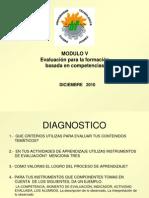 Instrumentos de Evaluacion Competencias