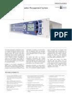 Loudspeaker Management System Galileo_616_ds