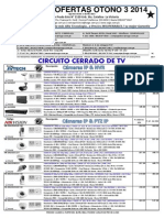 Lista de Precios Otono 3 2014